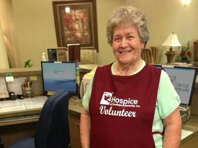 hospice house volunteer