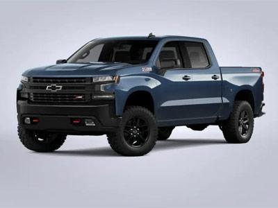 keys to living raffle - truck